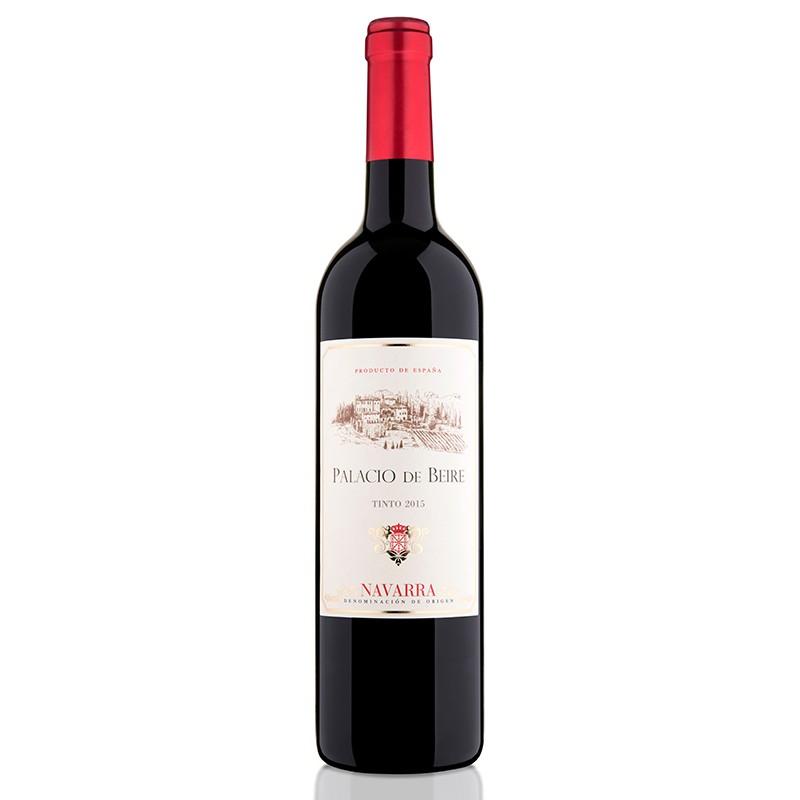 Wino czerwone wytrawne Palacio de Beire Tinto