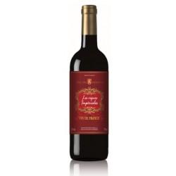 Wino czerwone wytrawne Les...